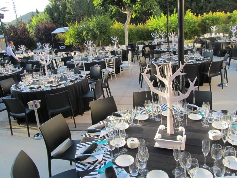 Una boda de ensue o en los jardines de quinta lacy - Salones de ensueno ...